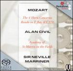 Mozart: The 4 Horn Concertos; Rondo in E flat