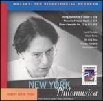 Mozart: The Bicentennial Program