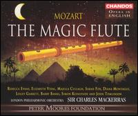 Mozart: The Magic Flute - Barry Banks (tenor); Celia Chambers (flute); Christopher Purves (bass); Debbie Tyfield (vocals);...