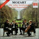 Mozart: The Most Famous String Quartets