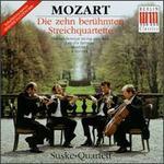 Mozart: The Most Famous String Quartets