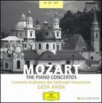 Mozart: The Piano Concertos [Box Set]