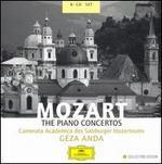 Mozart: The Piano Concertos [Box Set]