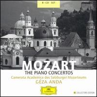 Mozart: The Piano Concertos [Box Set] - Géza Anda (piano); Camerata Academica Salzburg; Géza Anda (conductor)