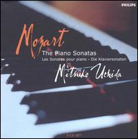 Mozart: The Piano Sonatas - Mitsuko Uchida (piano)
