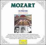 Mozart: The Supreme Operatic Recordings