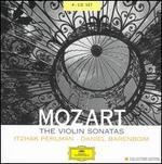 Mozart: The Violin Sonatas - Daniel Barenboim (piano); Itzhak Perlman (violin)