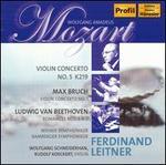 Mozart: Violin Concerto No. 5; Bruch: Violin Concerto No. 1; Beethoven; Romances Nos. 1 & 2