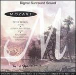 Mozart: Violin Concerto No. 5; Piano Concerto No. 27