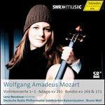 Mozart: Violin Concertos 1-5; Adagio KV 261; Rondos KV 269 & 373