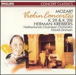 Mozart: Violin Concertos, K211 & K218