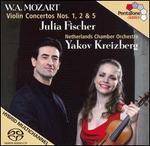 Mozart: Violin Concertos Nos 1, 2, 5