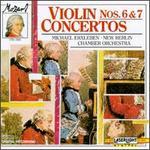 Mozart: Violin Concertos Nos. 6 & 7