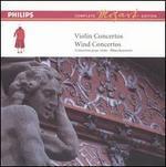 Mozart: Violin Concertos; Wind Concertos [Box Set]