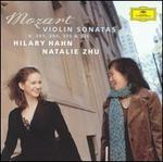 Mozart: Violin Sonatas K. 301, 304, 376 & 526