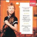 Mozart: Violin Sonatas & Rondo