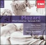 Mozart: Wind Concertos; Sernade K 361