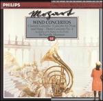 Mozart: Wind Concertos - Carl Reinecke (candenza); Irena Grafenauer (flute); Karl Leister (clarinet); Maria Graf (harp); Peter Damm (horn);...