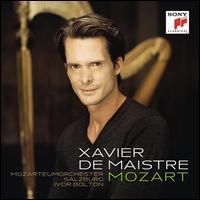 Mozart - Xavier de Maistre (harp); Salzburg Mozarteum Orchestra; Ivor Bolton (conductor)