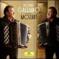 Mozart - Bertrand Cervera (violin); Jean-Paul Minali-Bella (viola); Raphael Perraud (cello); Richard Galliano (bandoneon);...