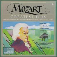 Mozart's Greatest Hits - André Previn (piano); Glenn Gould (piano); Philippe Entremont (piano); Robert Casadesus (piano)