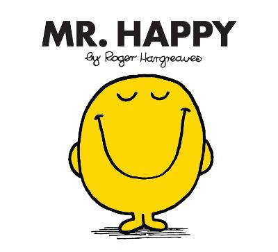 Mr. Happy - Hargreaves, Roger