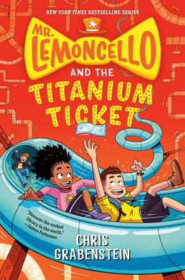 Mr. Lemoncello and the Titanium Ticket - Grabenstein, Chris