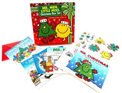 Mr. Men Little Miss Christmas Box Set - Hargreaves, Roger (Creator)