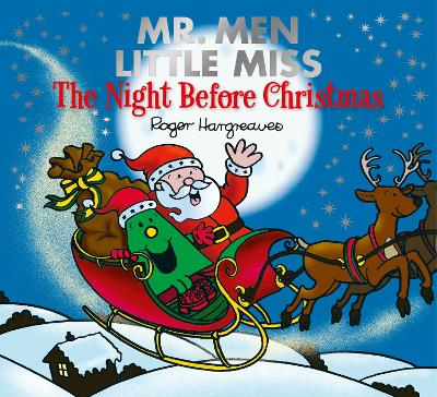 Mr. Men the Night Before Christmas - Hargreaves, Roger