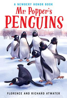 Mr. Popper's Penguins - Atwater, Richard, and Atwater, Florence, and Sullivan, Nick (Read by)