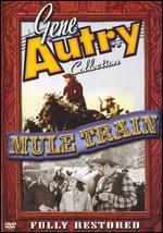 Mule Train - John English