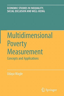 Multidimensional Poverty Measurement: Concepts and Applications - Wagle, Udaya