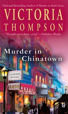 Murder in Chinatown - Thompson, Victoria