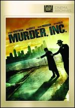 Murder, Inc. - Burt Balaban; Stuart Rosenberg
