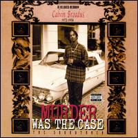 Murder Was the Case [The Soundtrack] - Original Soundtrack