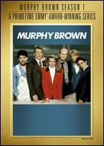 Murphy Brown: The Complete First Season [4 Discs] [Emmy Tip-On Cover]