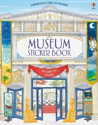 Museum Sticker Book - Reid, Struan