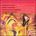 Music by Dennis Riley, Hugh Aitken, David Evan Thomas, Stanley Wolfe