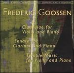 Music by Frederic Goossen