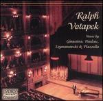 Music by Poulenc, Ginastera, Piazzolla and Szymanowski