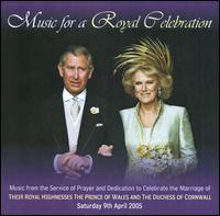 Music for a Royal Celebration - Ekaterina Sementchuk (mezzo-soprano); Gordon Hunt (oboe); Roger Judd (organ);...