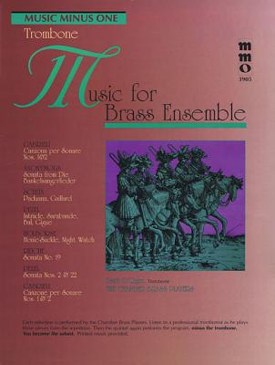 Music for Brass Ensemble - Trombone -