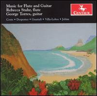 Music for Flute & Guitar - Claire Chenette (oboe); George Torres (guitar); Helen Stuhr-Rommereim (sax); Jeanmarie Kern Chenette (harp);...
