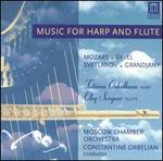 Music for Harp and Flute: Mozart, Ravel, Svetlanov, Grandjany
