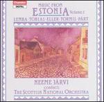 Music from Estonia, Vol. 2 - Scottish National Orchestra; Neeme Järvi (conductor)