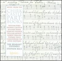 Music from the Chirk Castle Part Books - Brabant Ensemble