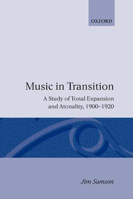 Music in Transition - Samson, Jim