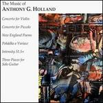 Music of Anthony G. Holland