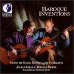 Music Of Bach, Handel & Scarlatti