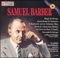 Music of Samuel Barber - Eunice Alberts (contralto); I Solisti di Zagreb; Patricia Neway (soprano); Philip Maero (baritone); Symphony of the Air;...